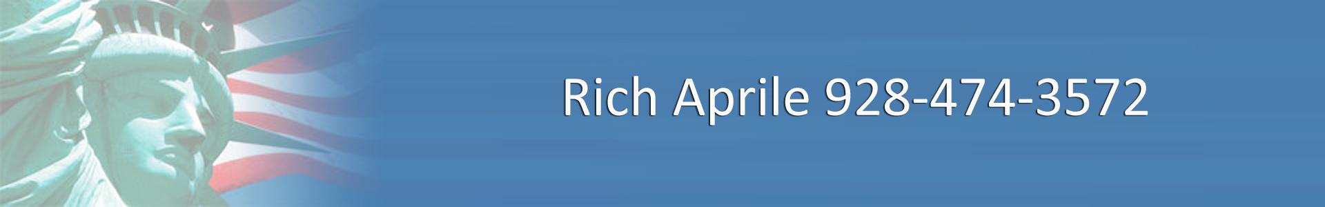 Rich Aprile, Advisor | Medicare Solutions AZ | 928-474-3572
